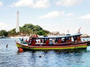 sewa boat belitung